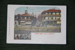 PORT SAID - Rue Du Commerce - Port-Saïd