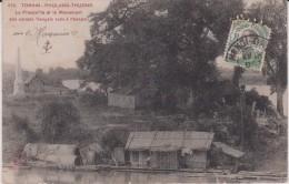 Asie :  ( Hanoï , Tonkin ) , Phulang- Thuong , La  Presqu ' Ile  Et  Monument - Cartes Postales