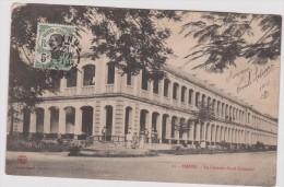 Asie :  ( Hanoï , Tonkin ) ,    La  Caserne  Du  9  Em  Colonial - Cartes Postales