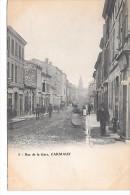 CARMAUX - Rue De La Gare - Carmaux
