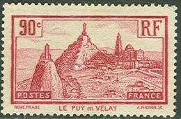 France N°290 NEUF ** LUXE Sans Charnière - France