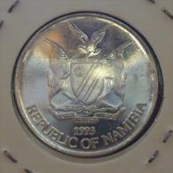 NAMIBIA 50 CENTS 1993 PICK KM3 XF+ - Namibie