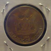 NAMIBIA 5 DOLLARS 1993 PICK KM5 UNC - Namibie
