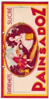 Carton Publicitaire Painsadoz - Plaques Publicitaires