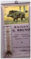 Thermomètre Glaçoïde Bruno - Plaques Publicitaires