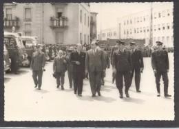 6772-ESERCITAZIONI DEI VIGILI DEL FUOCO IN PIAZZA CASTELLO A CASALE MONFERRATO-FOTO - Mestieri