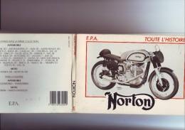 39   ZC MOTO NORTON L´HISTORIQUE 1987 BON ETAT - Moto