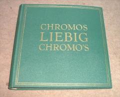 ALBUM VIDE 01 De CHROMOS LIEBIG - CAPACITE 50 SERIES DE 6 CHROMOS SOIT 300 CHROMOS - Liebig