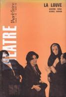 L'Avant Scène Théâtre N° 340 - La Louve - Giovanni Verga - Michel Arnaud - Théâtre