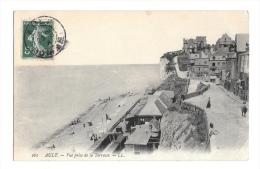 (4485-80) Ault - Vue Prise De La Terrasse - Ault