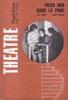 L'Avant Scène Théâtre N° 328 - Pieds Nus Dans Le Parc - Neil Simon - André Roussin - Théâtre