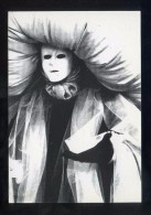 *Danilo Ivovich - Carnevale A Venezia* Barcelona 1989. Impreso Flyer. - Exposiciones