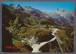 VW Coccinelle- Käfer - Beetle - Kever - Maggiolino - Escarabajo - Sur La Route D´Albula-Pass - Suisse - Voitures De Tourisme