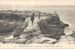 BUREAU SAINT PALAIS - 17 - Les Pierrières - Le Pont Du Diable - ENCH175 - - Saint-Palais-sur-Mer
