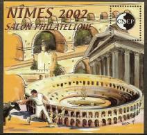 FRANCE BLOC CNEP N°36** (NIMES 2002) - COTE 10.00 € - CNEP