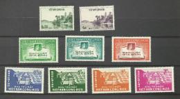 Viet-Nam Du Sud N°110, 111, 130 à 132, 142 à 145 Neufs** Cote 4.10 Euros - Viêt-Nam