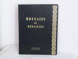 CATALOGUE DE VENTE  MONTE CARLO  AVRIL 1977. - Livres & Logiciels
