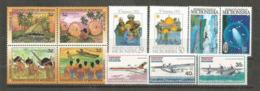 Année 1996.11 T-p Neufs ** (avions:Boeing 727-100,hydravions Catalina & Grumman SA-16B Albatross, Tourisme,etc) - Micronésie