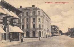 KARLSTAD - Drottninggatan 1911 - Schweden