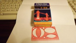 VATU GUM CIGARETTES INTEGRAL BOX  - ENGLISH - COUNTRIES SERIE - ABOUT 1980 - Other Collections