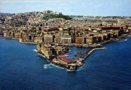 Napoli - Borgo Marinaro - Castel Dell'ovo - 207 - Formato Grande Non Viaggiata - Napoli