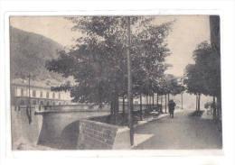 Pracchia, Viale Di Fronte Al Grand Hotel Appennino, Annulli Massalombarda E Pracchia - F.p. - Anni ´1910/1920 - Pistoia