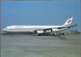 Airbus A340-Southwe Airlines Aviation Aereo A340 Avion Aircraft A.340  Aviation A 340 Aerei Luft - 1946-....: Moderne
