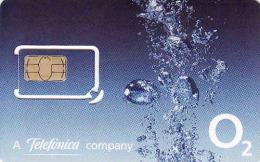 Slowakei-Slovaquie, Mint SIM GSM Telefonica O2, - Slowakei