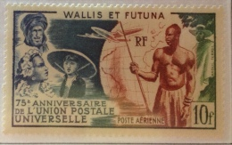 Wallis & Funtuna  - MH* 1949 -   Sc # C 10 - Neufs