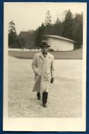 Bad Wildungen,Kurgast Beim Spaziergang,1950-1960,Foto Südmeyer Bad Wildungen, - Photographica