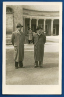 Bad Wildungen,Kurgäste Vor Gebäude,1950-1960,Foto Südmeyer Bad Wildungen, - Ohne Zuordnung