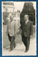 Bad Wildungen,Kurgäste Beim Spaziergang,1950-1960,Hahn - Foto, Bad Wildungen, - Ohne Zuordnung