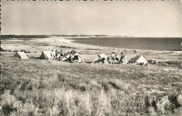 ARZON - Le Camp Des Campeurs à KERJOUANNO              -- Gaby 10          Cpsm - Arzon