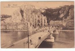 Dinant, La Citadelle, L'eglise Et Le Pont (pk19343) - Dinant
