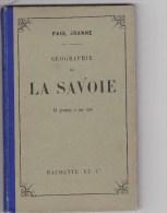 Géographie De La Savoie1906 - Histoire