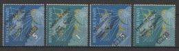 Haiti (1962) Mi. 693/96  /  Espace - Space - Rocket - Spaceship - Space