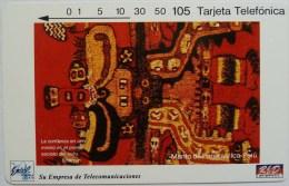 PERU - Tamura - Entel - Sample - Manto - Tarjeta Telefonica - Mint - Peru