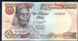 NIGERIA  : 100 Naira - 2009 -  UNC - Nigeria