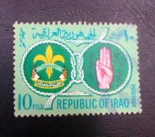 IRAQ USED STAMPS VERY GOOD QUALITY - Iraq