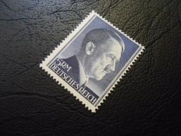 D.R.Mi 802B  5M**- A.Hitler  Gezähnt 14 - 1944 - Unused Stamps