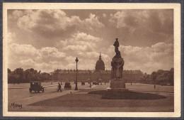 PARIS -  LES PETITS TABLEAUX DE PARIS  -   L'Esplanade Des Invalides Et Les Invalides; Statue Du Général Gallieni - Otros Monumentos