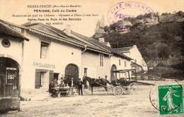 54-PIERRE PERCEE-CAFÉ-PERISSE- - Francia