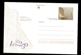 Portugal & Inteiro Postal, 250 Anos De Elevação De Aveiro A Cidade 1759-2009 (13) - Postal Stationery