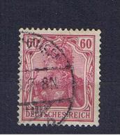 RB 1044 - Gemany 1902 60pf Fine Used SG 91 - Alemania