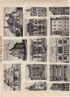 Modern Houses Around 1895 (224) - Prints & Engravings
