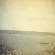 France Bretagne Bae An Anaon Baie Des Trepassés Ancienne Stereo Photo Stereoscope 1900 - Stereoscopic