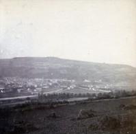 Grand Duché Du Luxembourg Diekirch Ancienne Stereo Photo Stereoscope 1900 - Stereoscopic