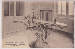 CHARTRES : CLINIQUE DU Dr BAUDIN - RUE DU PELICAN - SALLE D´OPERATION -R/V- - Chartres