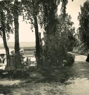 Norvege Lilllehammer Ancienne Stereo Photo Stereoscope NPG 1900 - Stereoscopic