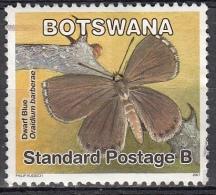 Botswana, 2007 - B Butterfly - Nr.849 Usato° - Botswana (1966-...)
